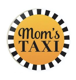 Car Coaster-Mom's Taxi