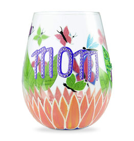 Lolita Stemless MOM YOU HELPED ME FLY