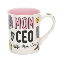 Mom CEO Mug