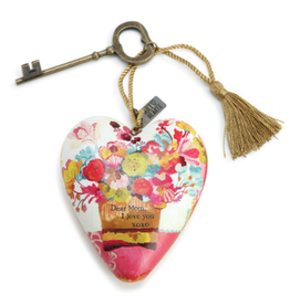 DEMDACO Dear Mom Art Heart