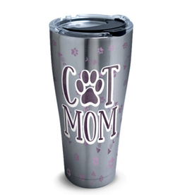 TERVIS TUMBLER CAT MOM Stainless Steel 30 OZ