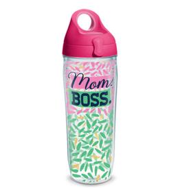 TERVIS TUMBLER MOM BOSS Water Bottle 24 OZ