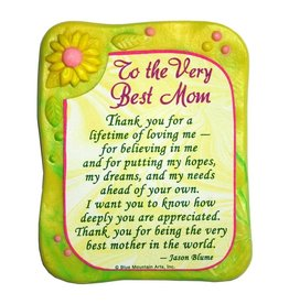 BLUE MOUNTAIN ARTS TO THE VERY BEST MOM MAGNET