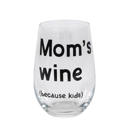 PARENTHESES GLASS MOM'S WINE