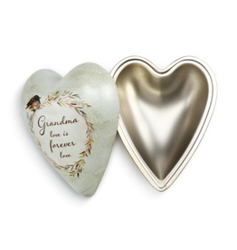 GRANDMA ART HEART KEEPER