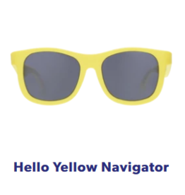 BABIATORS Children's Sunglasses Navigator  Age 3-5: SELECT COLOR