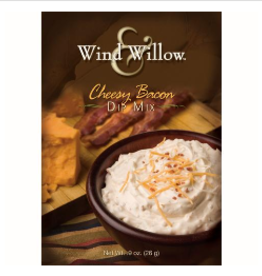 WIND & WILLOW Dip Mix Cheesy Bacon
