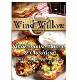 WIND & WILLOW Cheeseball Mix Smokehouse Bacon & Cheddar