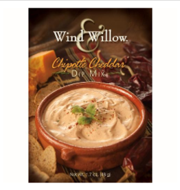 WIND & WILLOW Dip Mix Chipotle Cheddar