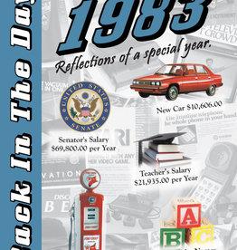3 OAK PUBLISHING BACK IN THE DAY 1983