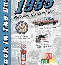 3 OAK PUBLISHING BACK IN THE DAY 1985