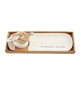 MUDPIE STORE BOUGHT TRAY SET