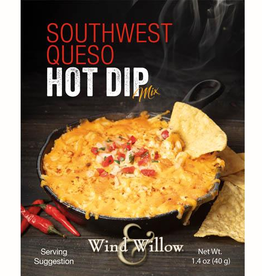 WIND & WILLOW Hot Dip Mix Southwest Queso