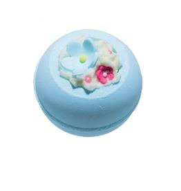 Cotton Flower Bath Blaster Bomb