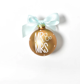 COTON COLORS INC MR & MRS ORNAMENT