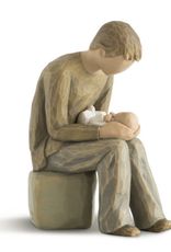 Willow Tree Figurines-New Dad