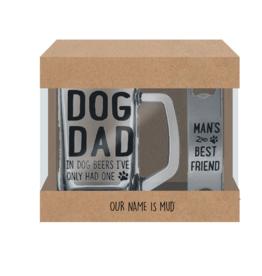 DOG DAD STEIN OPENER SET