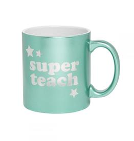 EVER ELLIS COSMIC COFFEE MUG SUPER TEACH
