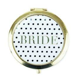 MARY SQUARE BRIDE COMPACT