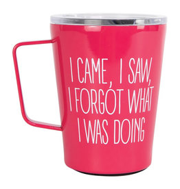 MARY SQUARE CAME SAW FORGOT COFFEE TUMBLER