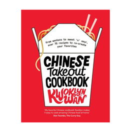 HACHETTE BOOK GROUP CHINESE TAKEOUT COOKBOOK