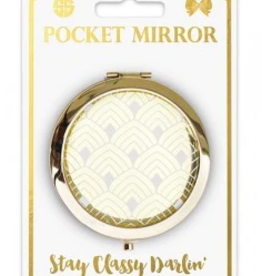 SIMPLY SOUTHERN TEES Tier Compact Pocket Mirror