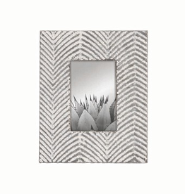 FORESIDE HOME & GARDEN 4X6 BRAXTON PHOTO FRAME