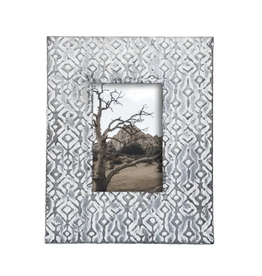 FORESIDE HOME & GARDEN 4X6 DAWSON PHOTO FRAME