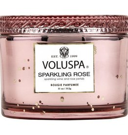 VOLUSPA 11oz. Boxed Corta Maison Candle Sparkling Rose