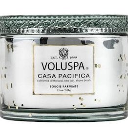 VOLUSPA 11oz. Boxed Candle W/Lid Casa Pacifica