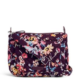 VERA BRADLEY Carson Mini Shoulder Bag Indiana Rose