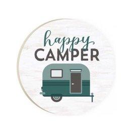 Car Coaster-Happy Camper