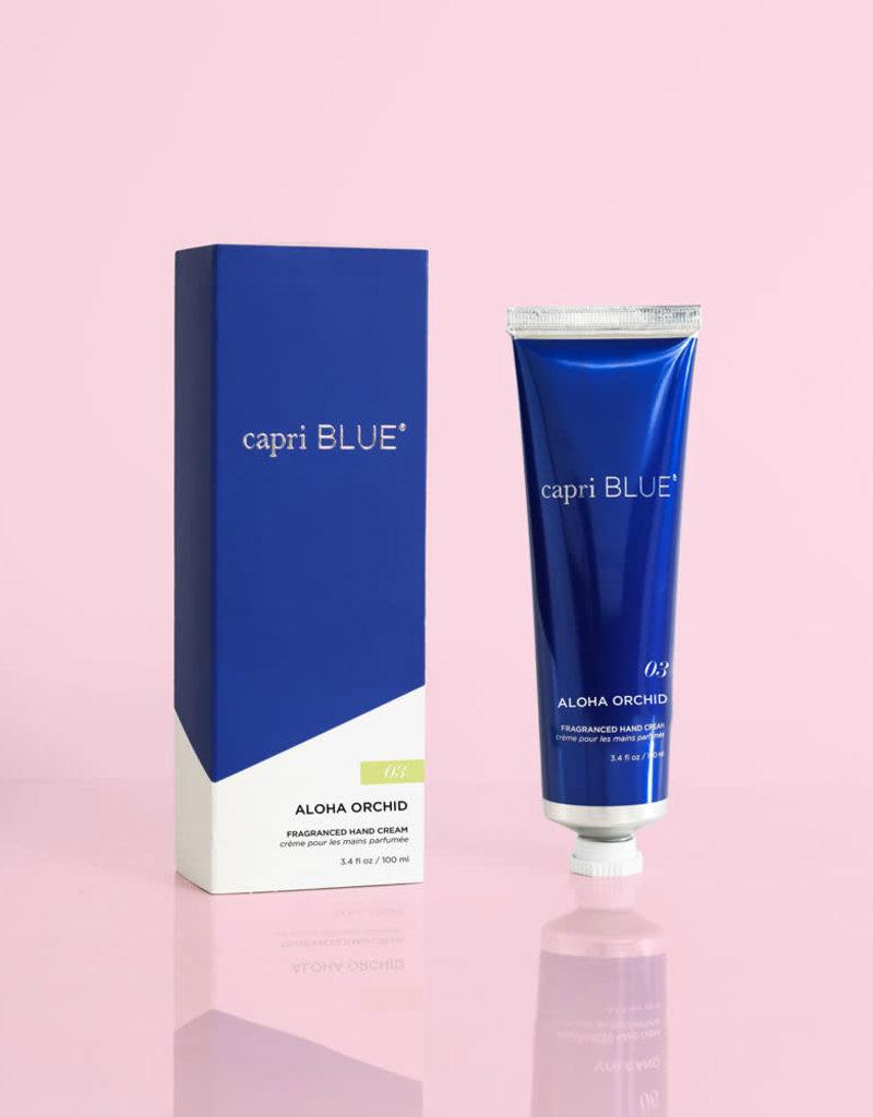 CAPRI BLUE 3.4 oz. Aloha Orchid Hand Cream