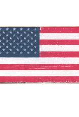 RUSTIC MARLIN 50 STARS FLAG XL RUSTIC BLOCK