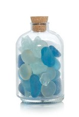 YANKEE CANDLE SEA GLASS JAR ELECTRIC FRAGRANCE DIFFUSER BASE