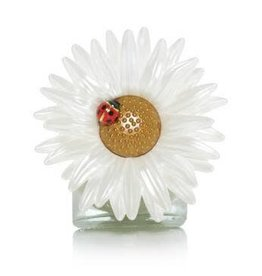 YANKEE CANDLE DAISY WITH VISITOR LADYBUG ELECTRIC FRAGRANCE DIFFUSER BASE