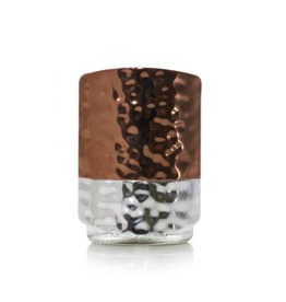 YANKEE CANDLE Electric Fragrance Diffuser Hammered Copper