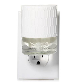 YANKEE CANDLE Electric Fragrance Diffuser White Base