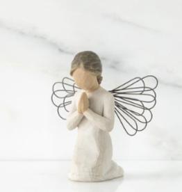Willow Tree Figurines-Angel Of Prayer