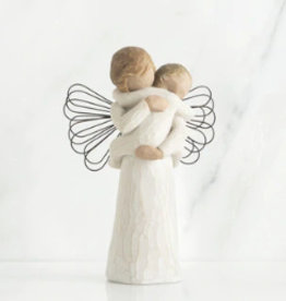 Willow Tree Figurines-Angel's Embrace