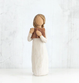Willow Tree Figurines-Love Of Learning