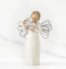 Willow Tree Figurines-Just For You