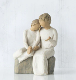 Willow Tree Figurines-With My Grandmother