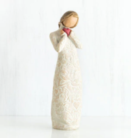Willow Tree Figurines-Je T'aime (I Love You)