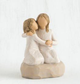Willow Tree Figurines-Sister Mine