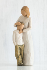 Willow Tree Figurines-Mother And Son