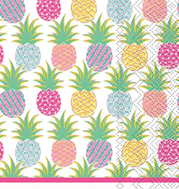 BOSTON INTERNATIONAL, INC. Simply Southern Stay Sweet Pineapple Guest Towel