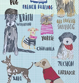 BOSTON INTERNATIONAL, INC. Guest Towels Hot Dogs