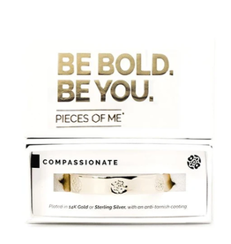 PIECES OF ME Cuff Bracelet Compassionate