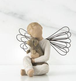 Willow Tree Figurines-Angel Of Comfort
